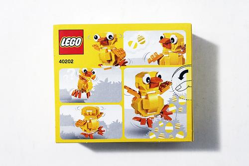 LEGO 40202 Seasonal Easter Chick NEW MISB