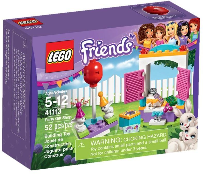 LEGO 41113 Friends Party Gift Shop NEW MISB