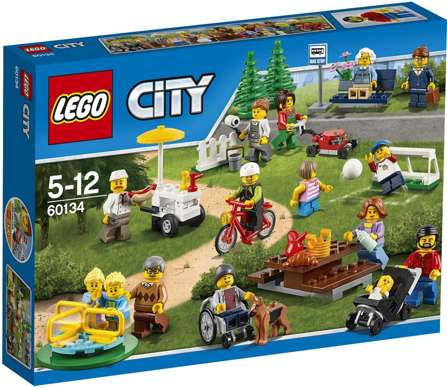 Lego 60134 City Fun in the Park - City People Pack NEW MISB