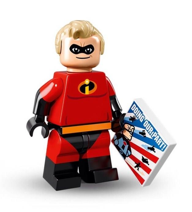 LEGO 71012 Disney Mr. Incredible Minifigure Series NEW