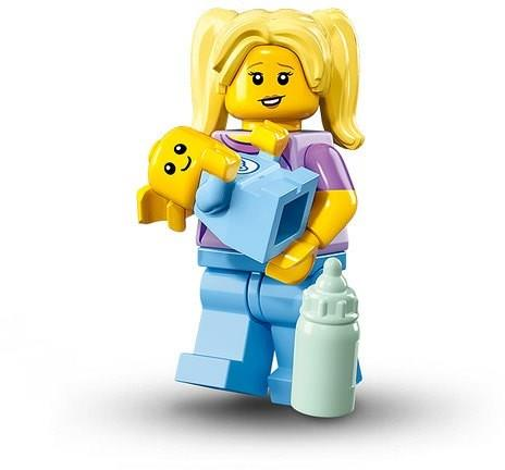 LEGO 71013 Minifigure Series 16 Babysitter NEW