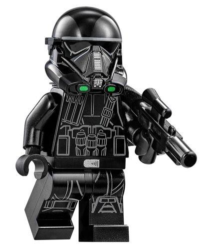 LEGO 75156 Star Wars Rogue One Death Star Trooper Minifigure NEW