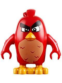 LEGO 75823 Angry Birds - Red Bird Minifigure NEW