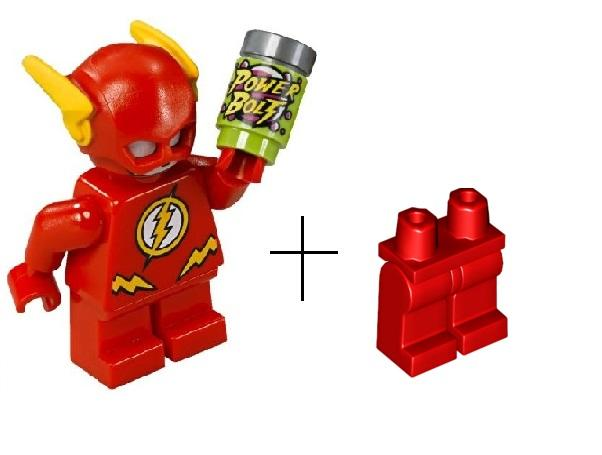 LEGO 76063 Marvel Super Heroes Flash Minifigure
