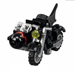 LEGO Batcycle Only NEW Split From 76052