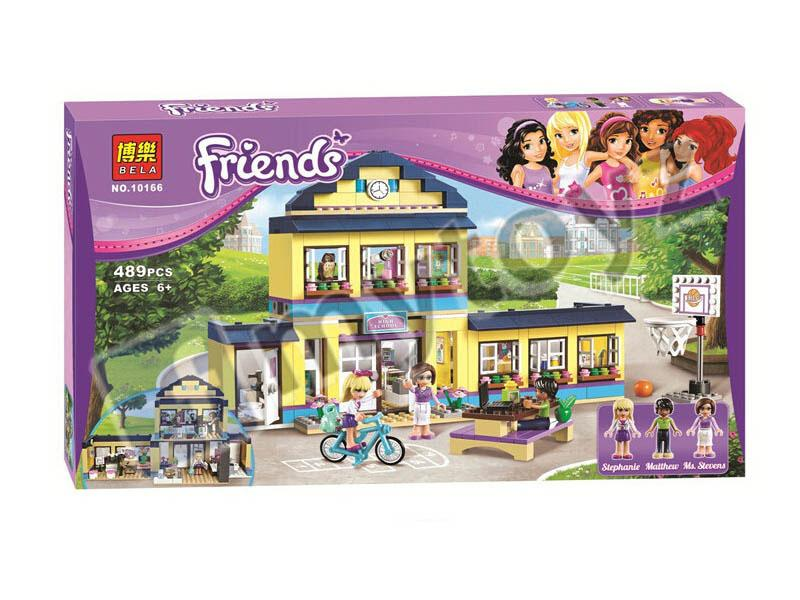lego friends heartlake high - photo #6