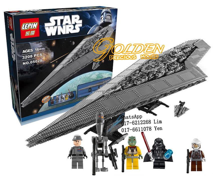 Lego Compatible LEPIN 05028 Star War (end 9/10/2017 4:09 PM)
