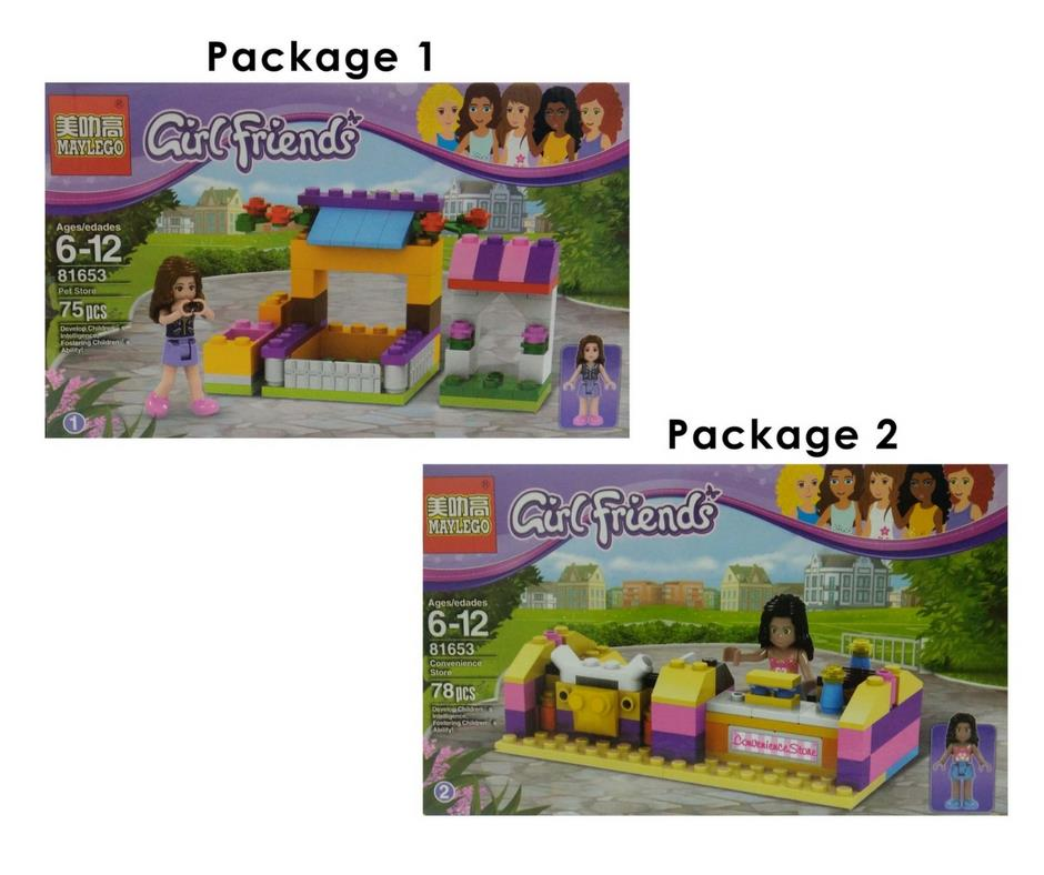lego friends puzzle