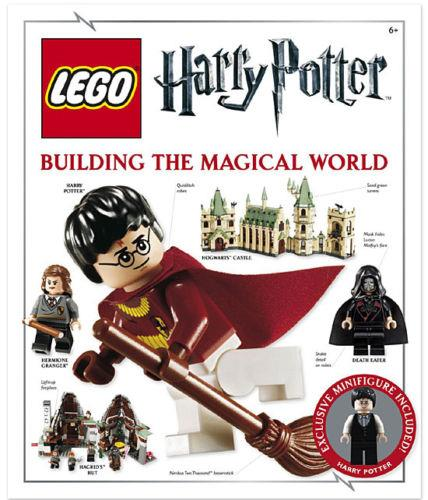 LEGO Harry Potter- Building the Magical World FOC Minifigure