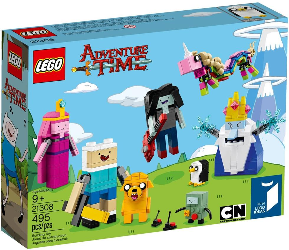LEGO Ideas 21308 Cuusoo Adventure Time NEW MISB