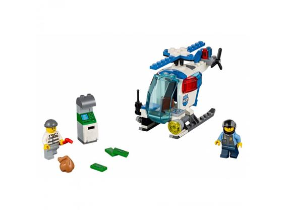 LEGO JUNIORS - Police Helicopter Chase (10720)