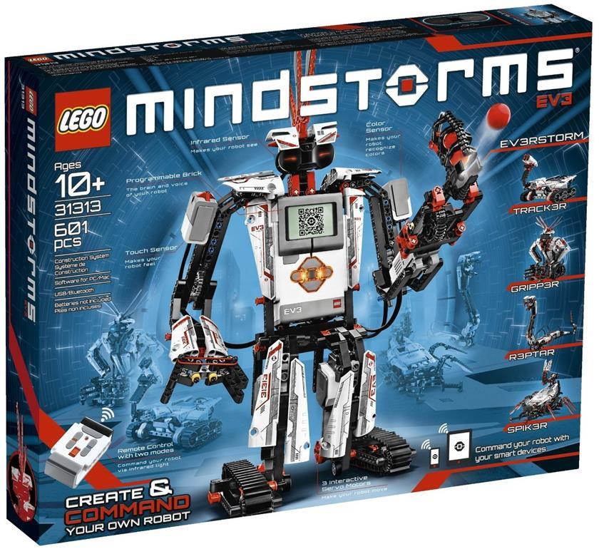 LEGO MINDSTORMS EV3 ROBOTICS (31313) [By WallE Grocery].