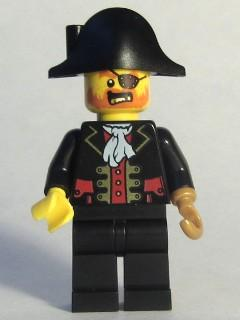 LEGO Pirate King Minifigure NEW