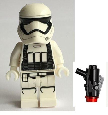 LEGO Star Wars First Order StormTrooper Artillery Unit Minifigure NEW
