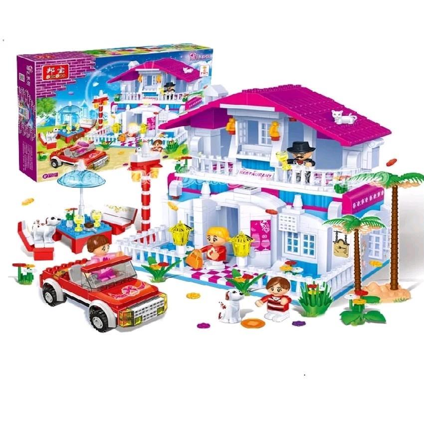 LegoLego Blocks for Kids and Adult - Home Sweet Home Lego Set