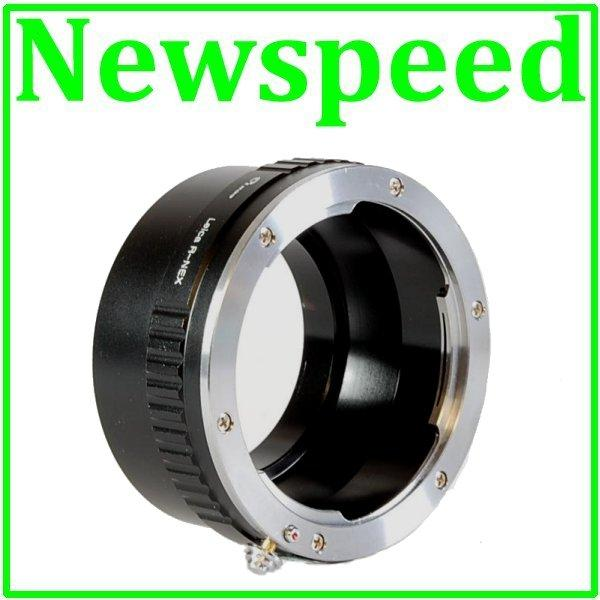 New Leica R Lens to SONY E Mount NEX Camera Body Adapter