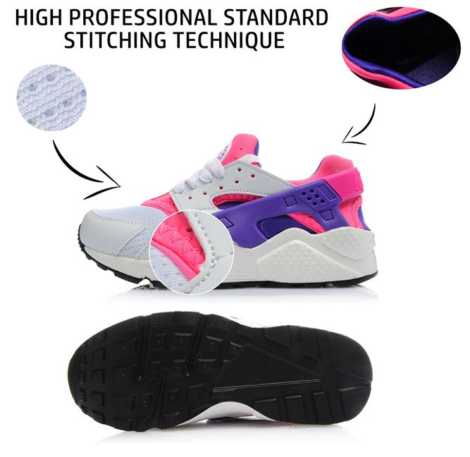 Leisure Fashion Running Shoe Sport Gym Sneakers Outdoor Jogging Cool