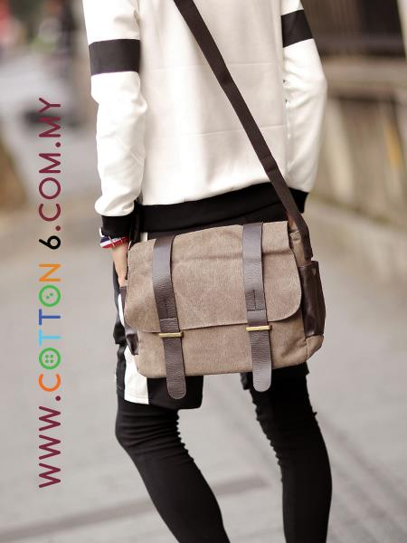 Leisure Sling Messenger Bag