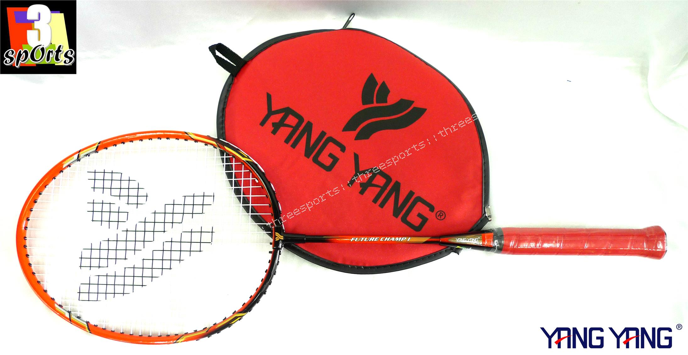 [LELONG ONLY] YANG YANG FUTURE CHAMP I JUNIOR RACQUET