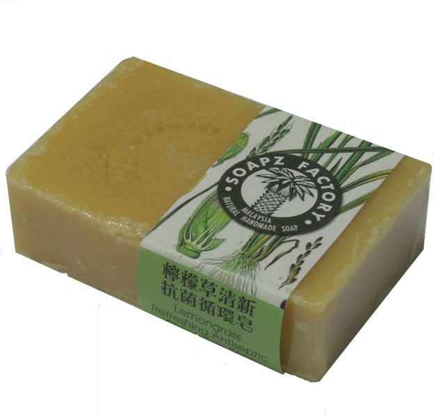 Lemongrass Body Soap 柠檬草皂