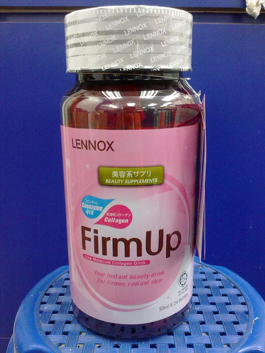 Lennox Firm Up Collagen Drink