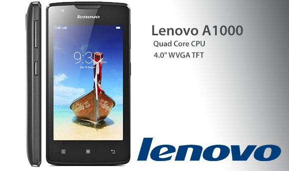 The Cool Lenovo A1000
