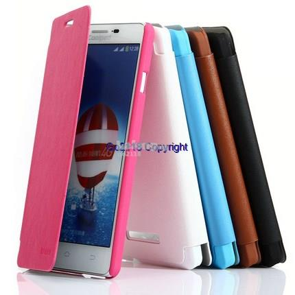 Lenovo A1000 A2800-D High Quality PU Leather Flip Case Cover Casing