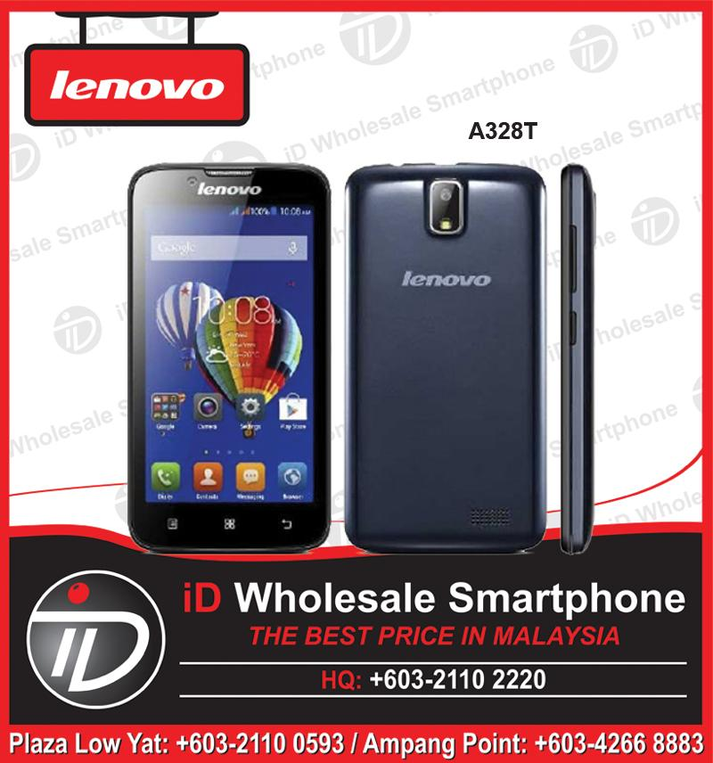 Lenovo A328T, 1.3GHz Quad Core 4GB / 512MB RAM 4.5' Screen