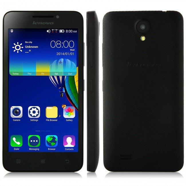 Lenovo A3600 Quad Core (4GB ROM+512MB RAM) - Imported Set (NEW)