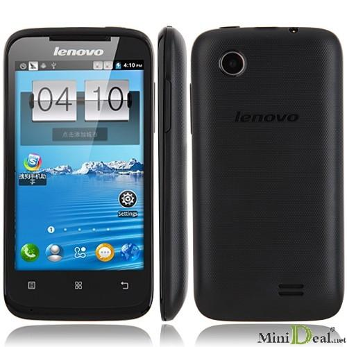 Lenovo A369 DUAL CORE 1.3Ghz Dual SIM Android 4 3G WiFi Smartphone
