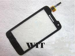 Lenovo A375e B/W Glass Digitizer Lcd Touch Screen Sparepart Repair