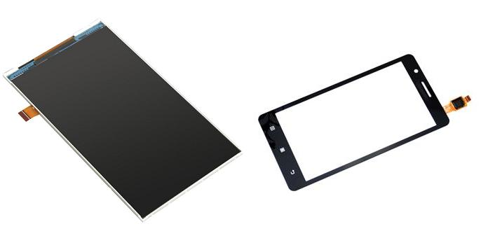 Lenovo A536 Display Lcd / Touch Screen Digitizer Sparepart Repair