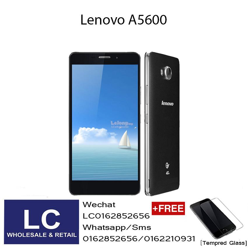 Lenovo A5600 Original Imported Black