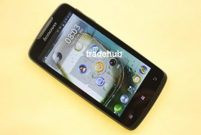 Lenovo A630 4.5' LCD Android Dual Core 1Ghz Dual SIM card 3G WiFi GPS