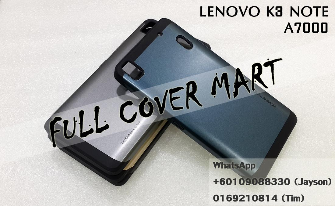 Lenovo A7000 K3 Note A6000 K3 Spigen End 10 4 2017 215 AM