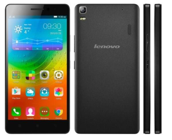 LENOVO A7000 PLUS LTE SMARTPHONE 16GB BLACK