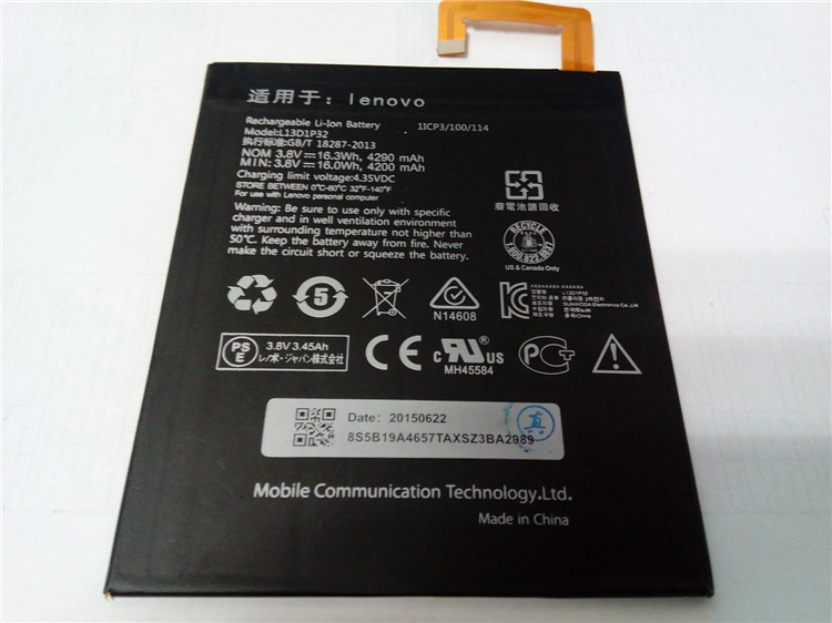 Lenovo A8-50 A5500 Battery Sparepart Replacement Services