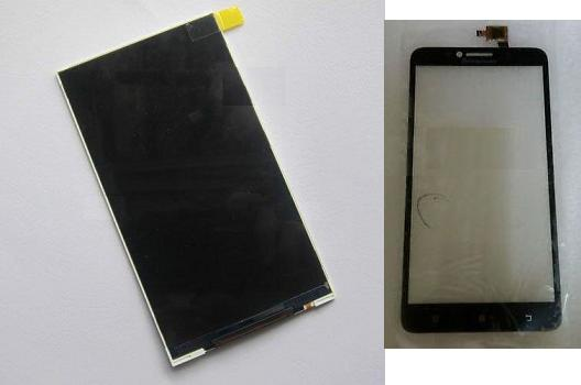 Lenovo A816 LCD Display / Digitizer Glass Touch Screen Sparepart