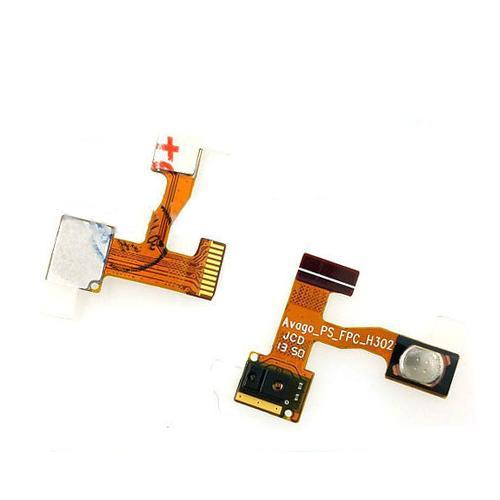 Lenovo A850 A850+ Plus On Off Power On/Off Flex Cable Ribbon