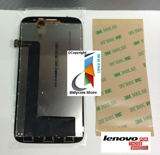 LENOVO A859 ORIGINAL LCD With Touch Screen Free 3M Double Sided Tape