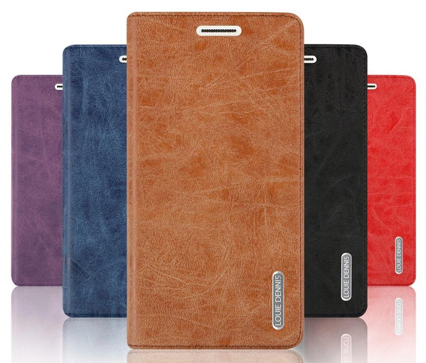 Lenovo A880 A889 Flip PU Leather Case Cover Casing + Free Gift