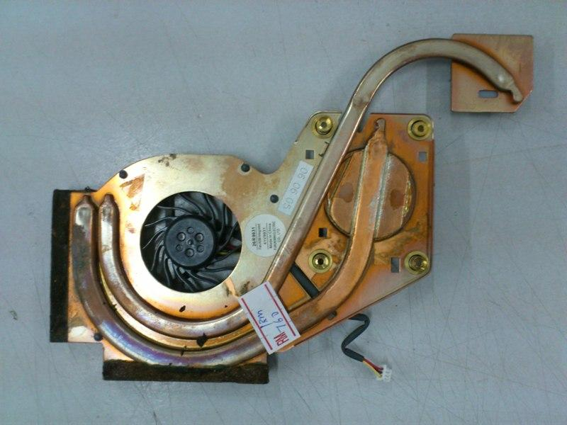 Lenovo IBM ThinkPad T60 Notebook CPU Heatsink Fan 120713