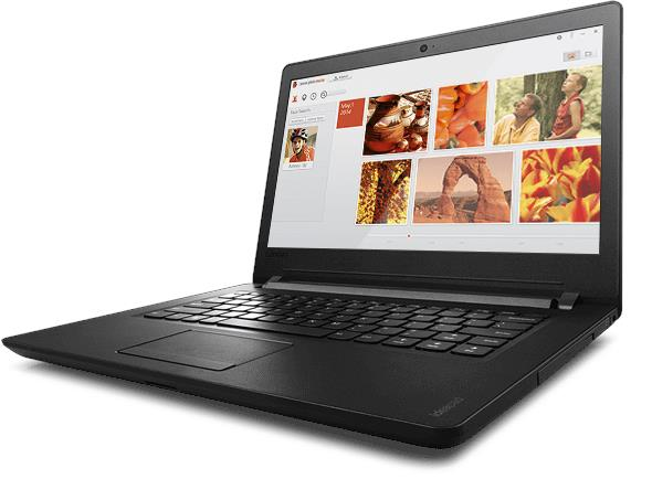 Lenovo IDEAPAD 110-14ISK 80UC000KMJ (Black) (Free BackPack Bag)