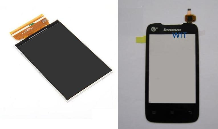 Lenovo Ideaphone A208 A208T Display Lcd / Digitizer Touch Screen