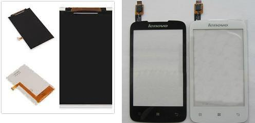 Lenovo Ideaphone A376 Lcd Display / Digitizer Touch Screen