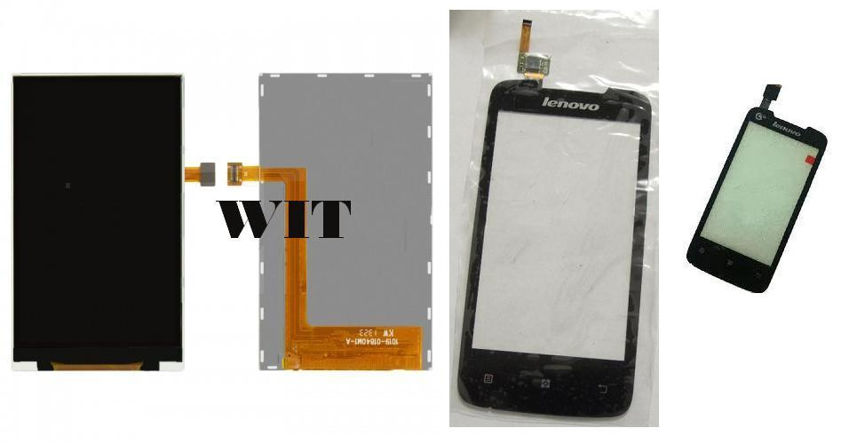 Lenovo IdeaPhone A390 A390T Display Lcd / Digitizer Touch Screen