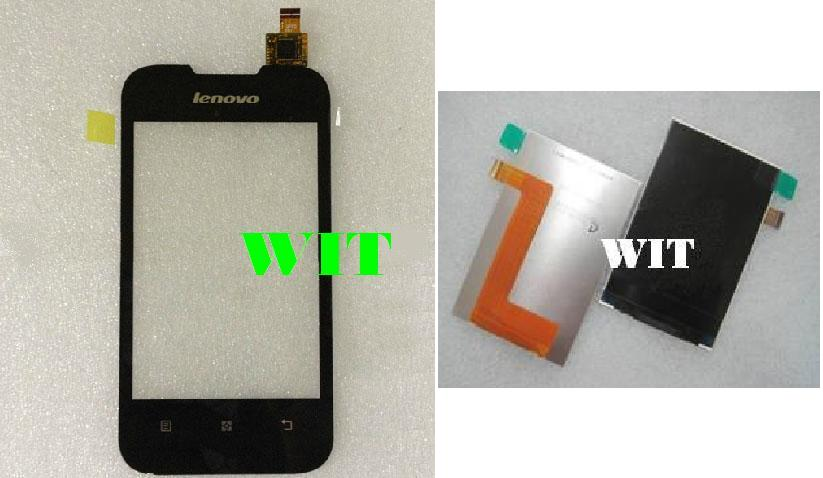 Lenovo IdeaPhone A66 Display Lcd / Digitizer Touch Screen Sparepart