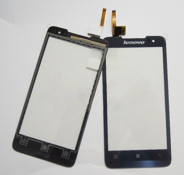 Lenovo IdeaPhone P770 B/W Glass Digitizer Lcd Touch Screen Sparepart