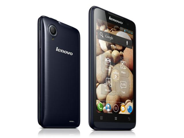 [NEW] Lenovo Ideaphone P770 Smartphone / Handphone - Blue