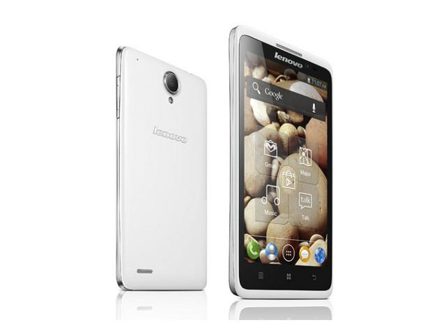 [NEW] Lenovo Ideaphone S890 Smartphone / Handphone - White